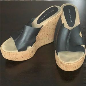 Roberto Vianni Collection wedges size 7